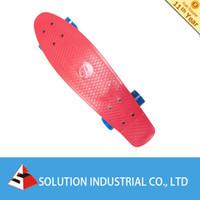 """Rocket Board Plastic 22 inch Free shipping wholesale Penny skateboards 2012 rasta mini complete skateboard 22"""" nickel penny board"""