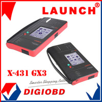 Wholesale Authorized Distributor Professional Auto Scanner Launch x431 GX3 Universal Car Diagnostic Scan tool Warranty Quality