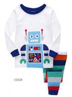 Unisex baby sleepers - NEW boys girls Baby pajamas sleeper pjs night suit pyjamas sets WHP726