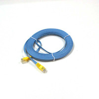 Wholesale Blue M FT RJ45 Cat5e Cat e Cat5 Ethernet Network LAN Patch Cable Lead E69 c