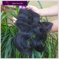 Wholesale Discount quot With Mixed Lengthes Malaysian bulk hair extensions Body Wave Bulk Hair virgin hair no shedding