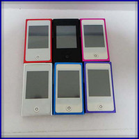 Wholesale portable mp4 player touch screen th gen mp4 player internal memory gb mp3 mp4 music player FM radio function