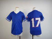 Wholesale Brand Rangers Nelson Cruz Blue Kids Baseball Jerseys Soft Youth Sports Jerseys Fashion Childrens Sportswear New Collection Team Uniform
