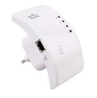 Wholesale Brand New White Mbps Wireless N WiFi Repeater Range AP Extender AP Mode Network Bridge More Range For Every WLAN Network D2282B