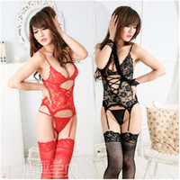 Evileye Women Transparent Cloth & Lace Bellyband Style Camisole Sets