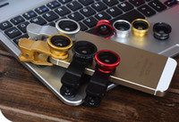 Universal   Universal camera Wide Lens, Macro Lens 3 in 1 For smart phones,notebook,ipad