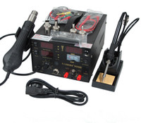 Wholesale SAIKE D SK d in Soldering Solder Station Welding Machine Soldering iron Air Gun Power Supply V V W H1648