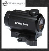 Rifle Scopes   Vector Optics Mini 1x20 IR & Red Dot Scope Reflex Sight with Quick Release Mount fit for Night Vision Goggles Free Shipping