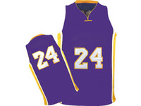 Wholesale Newest Lakers Bryant Jersey Purple Mens Basketball Jersey New Style Athletic Outdoor Apparel Cheaper Sportswear Hot Sale Sports Jerseys