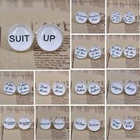 Wholesale Cheap fine custom made Cufflinks wedding cufflinks men cufflinks Legendary silver Cufflinks a best gift for men