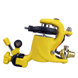 Wholesale New And Hot Sale Strong Motor Rotary Tattoo Machine Gun Swashdrive Gen Dragonfly Style Watt