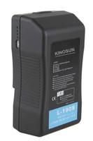 v mount battery - 190Wh Li ion Lithium Battery V mount S A for D2 D D DSLR Camcorder