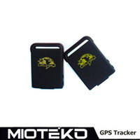Wholesale GPS Tracker TK102 Mini Global Real Time GSM GPRS GPS Tracking Device for elder children pet car
