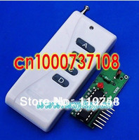 Wholesale DC5V CH Transmitter Receiver Module Wireless Remote Control System IC amp Momentery Latched MHZ mhz