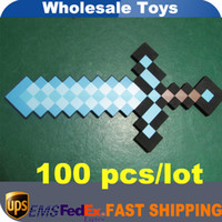 Wholesale Minecraft diamond sword