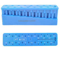 No No Synthetic plastic Brand New Endo Block ProTaper Files Measuring Tools Accessory Endodontic Ruler free shipping