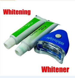 Wholesale Hot Sale1 Dental Tooth Whitener Whitelight Kit WhiteLight Tooth Whitening System Ion Fast Shipment
