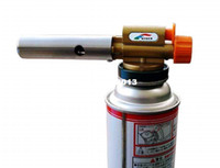 Wholesale Camping gas torch flame gun electric ignition integrated BBQ gun burner Gas Burner