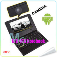 "7-7.9'' Android 4.0 Wifi Mini 7"" VIA8850 Android 4.0 Wifi Netbook 1G 4GB With Webcam 1.5GHz brand new free shipping 111244"
