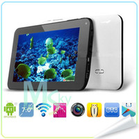 android tablet eken - 7 inch EKEN W70 VIA8850 CORTEX A9 Ghz Android Tablet PC Dual camera GB Capacitive Screen