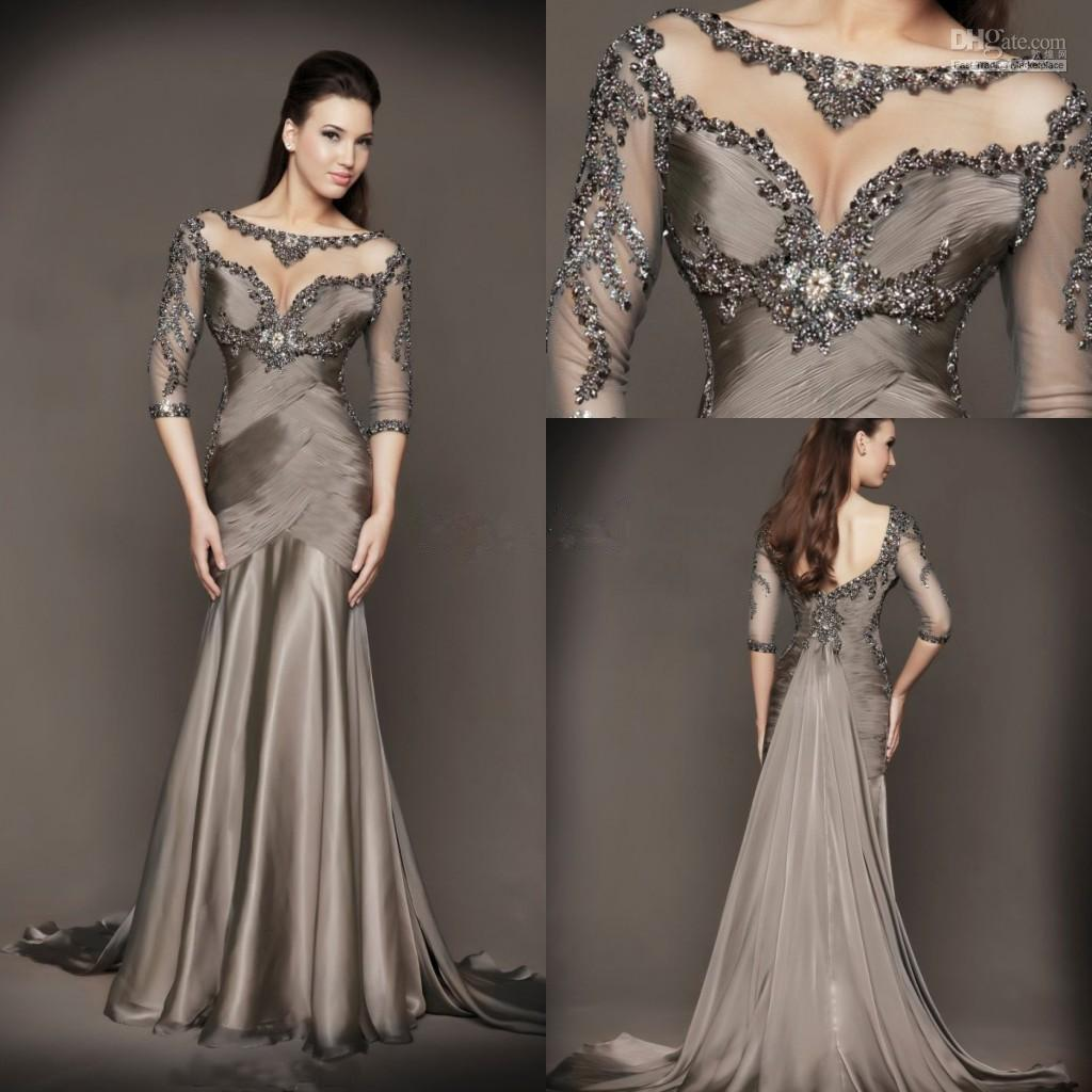 Backless Evening Dresses With Coverups 19