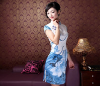 2014 New Design!Hot Sale Spring and Summer Chinese Dresses I...