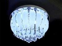 Wholesale 1 ft cm European Modern Brief Creative Ceiling Light LED Ceiling Lamps Livingroom Sitting Room Restaurant Lamp V Light Source