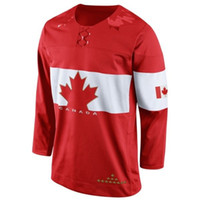 Cheap 2014 Olympic Canada Jersey red Color Hockey Wears Hockey Jerseys #87 #31 #16 #7 #6 #2 #19
