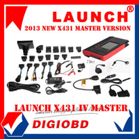 Wholesale Authorized Distributor Universal Auto Diagnostic Scanner Tool Launch X431 IV Master Update via Internet