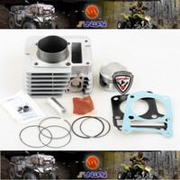 Wholesale 2013New MM Big Bort Kit Set for YAMAHA YBR125 Motorcycle Necessary modification