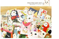 Wholesale popular Korean Jetoy cute kitten Cards Greeting Postcard OPP zhang popular Korean Jetoy cute kitten Cards Greeting Postcard OPP z