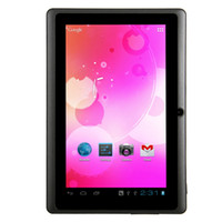 7 inch Android 4.1 4GB Good Quality 7 inch Q8 ALLWINNER Andriod 4.1 512MB 4GB Tablet PC Capacitive Touch Screen WIFI Camera USB 3G