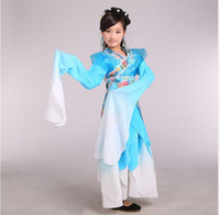 Women Tang Suit Traditonal Chinese Fall in Love With China Dacing Dress Beautiful Girl's Dress Traditional children costume Ethnic Dress