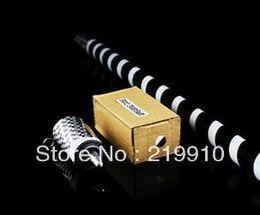 Free Shipping Metal Appearing Cane-black&white BR strip--Magic Trick, Fun Magic, Party Magic.