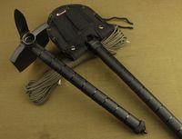 snow shovel - High qualtiy Military sapper shovel multifunction Camping shovel Outdoor Snow Shovel Folding Spade