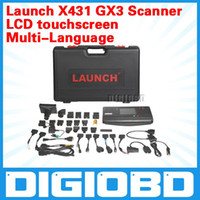 Wholesale free update car list Launch X431 GX3 auto scan tool