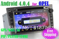 DVD del coche más nuevo Opel Astra Vectra Zafira Android 4.0.4 Coche PC DVD Radio DVD con GPS WiFi 3G IPOD PiP TV + 4GB Mapa tarjeta Wifi Dongle 6959