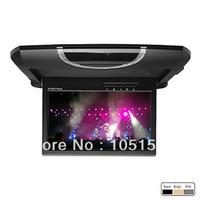 Cheap car dvd 9 Inch Flip Down Roof Mount Car Monitor (SD USB, Mp5, Demo Light)
