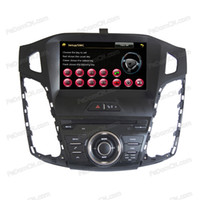 1 DIN Special In-Dash DVD Player 3.5 Inch car DVD GPS for Ford Focus 2012 Mp3 MP4 MP5 player