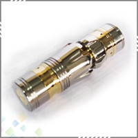 Best Newest Mechanical King Mods Ecigator Maraxus Mod EGO Mechanical Mod Maraxus Ironman Mod E Cigarette Battery Body