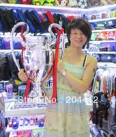 Wholesale UEFA CHAMPIONS LEAGUE EUROPEAN CUP TROPHY MODEL FULL SIZE cm kg