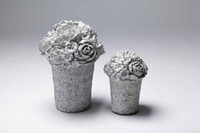 Plant Large Other The new Chinese environmental Cement Block roses ornaments Home Furniture accessories soft furnishings matching wholesale