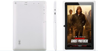 Wholesale Allwinner A13 MID Cheap Tablet PC A13 Q88 inch Capacitive Screen Android Camera Wifi cortex a8 GHz CPU