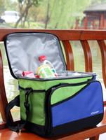 Wholesale 19 Litre Super Large Cooler Bag Picnic Lunch Bag D Oxford x23x26cm