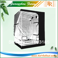 Wholesale Hydroponics Grow Tent x120x200cm D mylar fabric with reflective inside