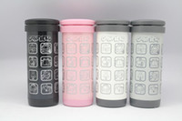 Wholesale Cute Office Stainless Steel Vacuum CupThermos Flask Bottle Double Wall Insulation Cool Sport Mug ML