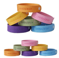 Polyester Eco-Friendly Mosquitoes Free shipping natural Mosquito insect bracelet band baby wristband Repellent anti Bracelet wholesale price 10pcs lot mixed color
