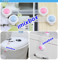 Wholesale 16CM long style Cute Cartoon Bendy Door Drawers Safety Lock For Child Kids baby safety lock baby care product HG152