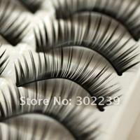 Wholesale Thick Long False Eyelashes Eyelash New Pairs Set Eye Lashes Voluminous Makeup HJM006