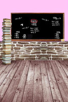 Wholesale 200CM CM Mini baby child photography Book blackboard background one hundred days baby photos LK3946